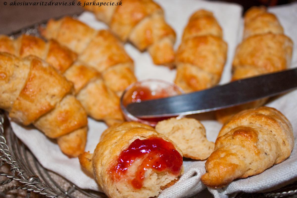 Croissant – bez lepku