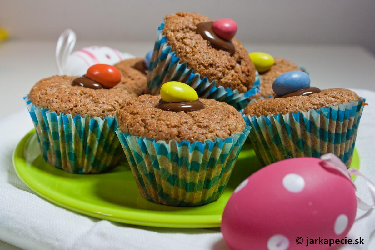 Gaštanové muffinky – bez lepku