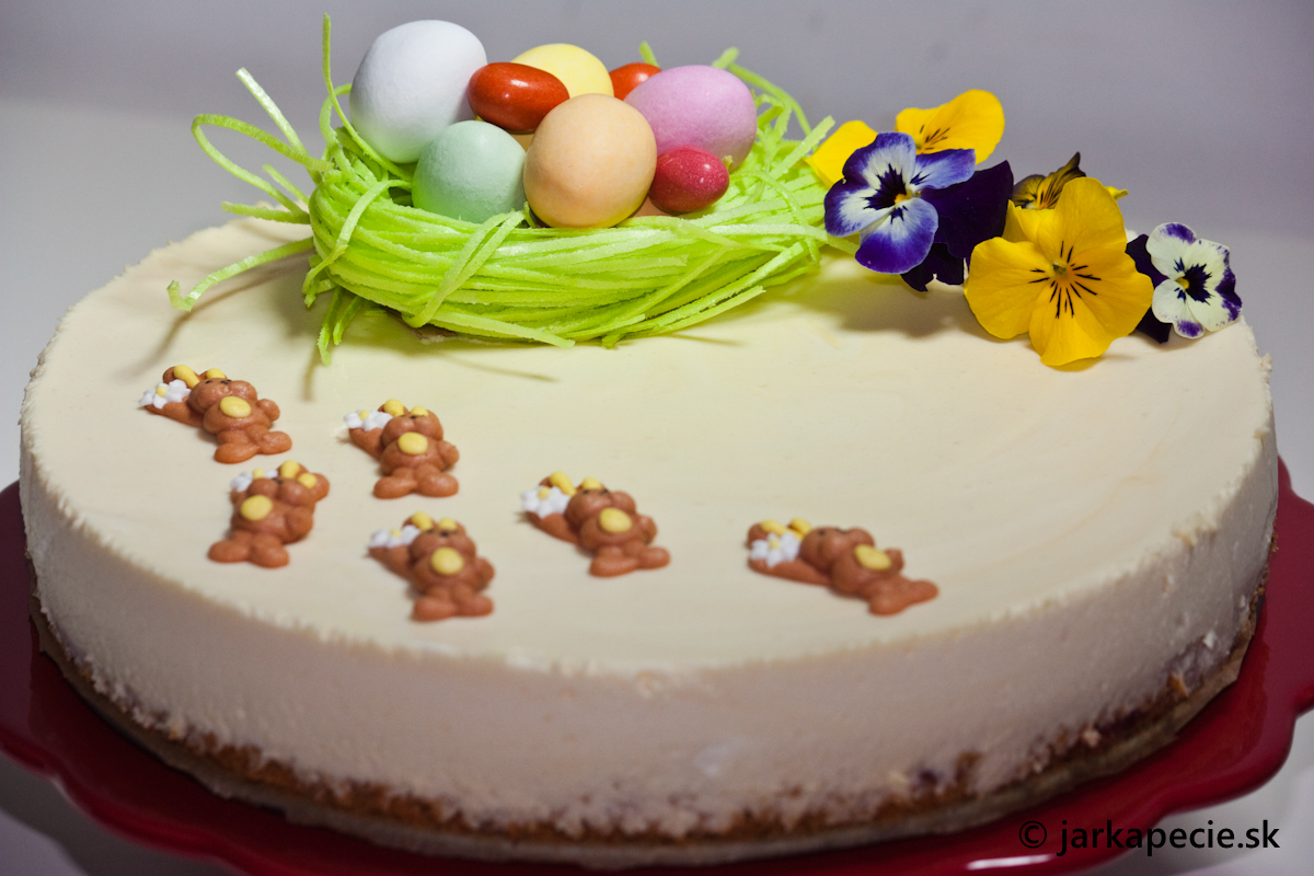 Veľkonočná likérová torta
