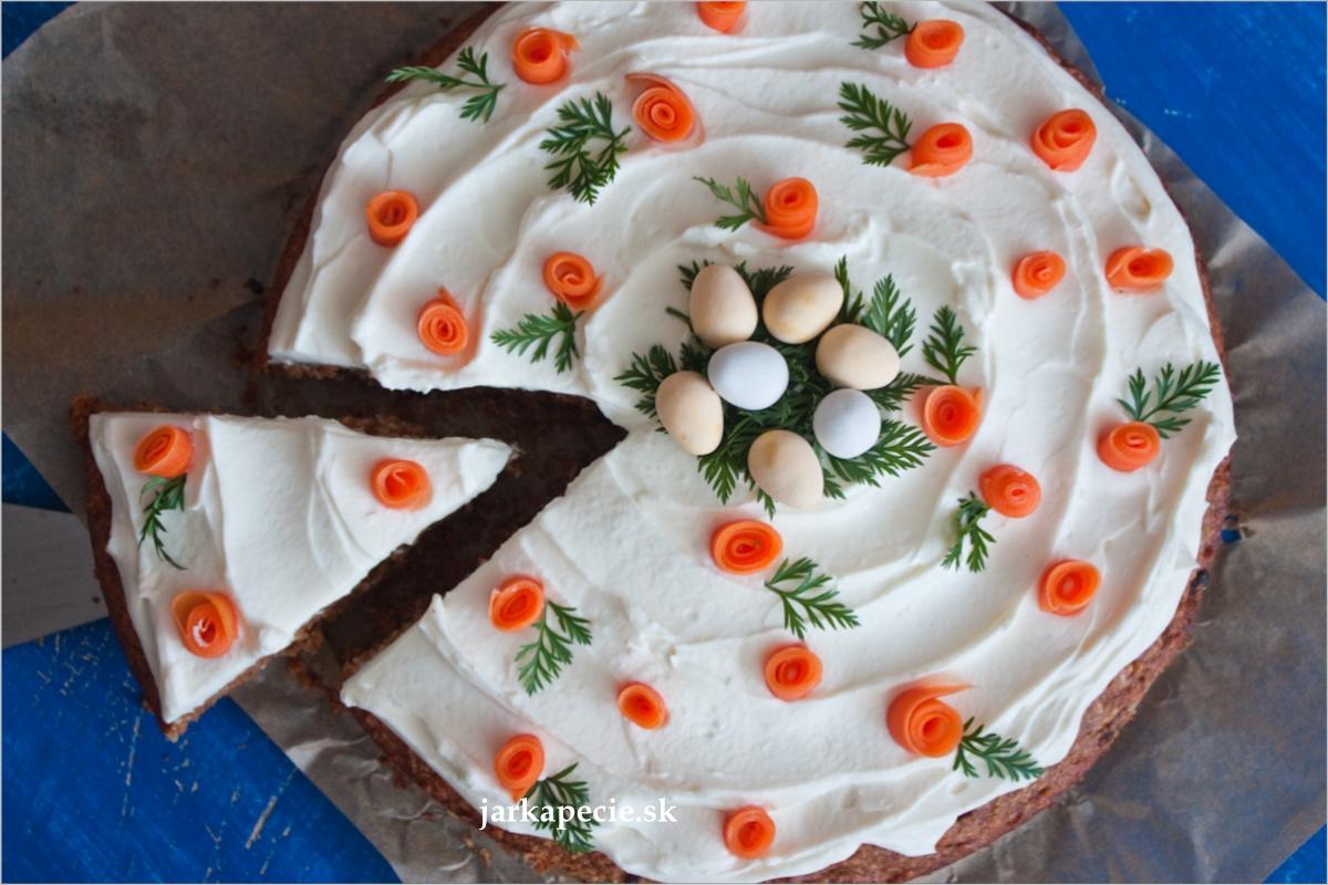 Mrkvový koláč