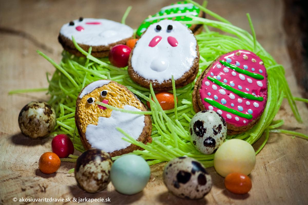 Mandľové sušienky – bez lepku