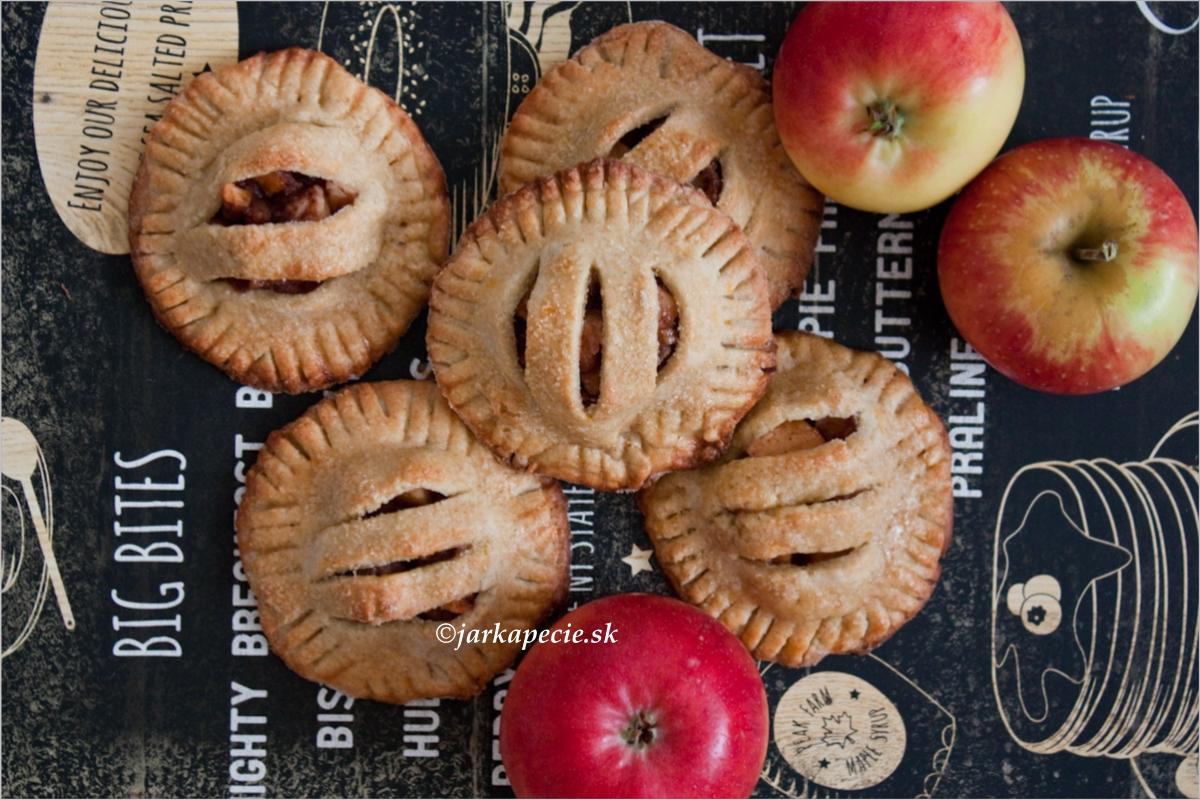 Jablkové plnené kolieska – bez lepku