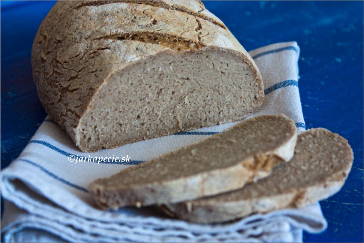 Kváskový chlieb – bezlepkový
